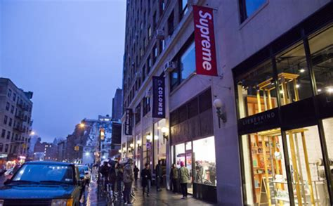 libro supreme downtown new york new york sneaker stores supreme atmos flight club and more