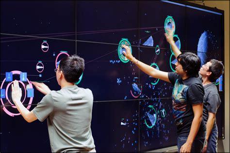 wallpaper game touch wall of touchscreens makes fleet commander a hutt size