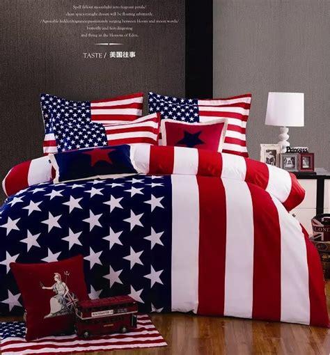 american flag comforter queen aliexpress com buy american flag bedding comforter set