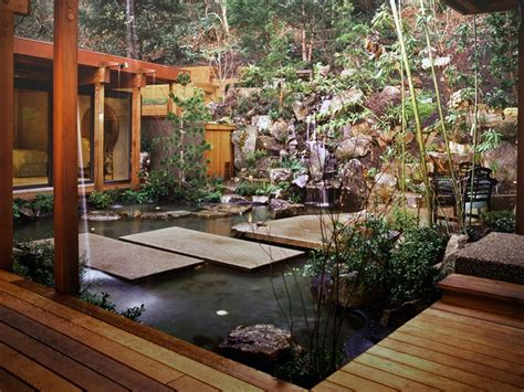 Asian Patio Design 10 Stunning Landscape Design Ideas Outdoor Design Landscaping Ideas Porches Decks