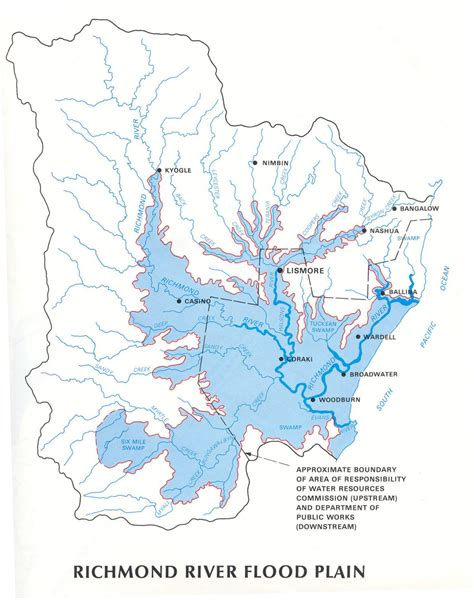 flood plain map lismore floods pictures coraki flooding images photos kyogle floods photographs casino floods