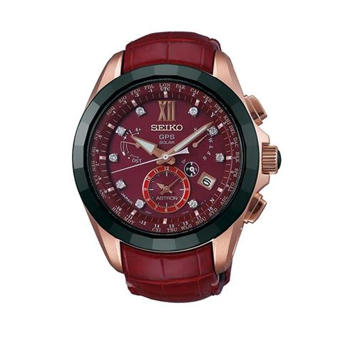 Jam Tangan Pria Seiko Limited jual seiko astron gps dual time limited edition with