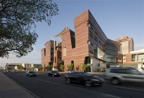 Architecture And Mba by Gallery Of Health Sciences Education Building Co
