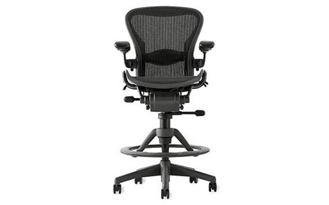 Work Stools With Back Support by Aeron 194 174 Work Stool Lumbar Support Photochat
