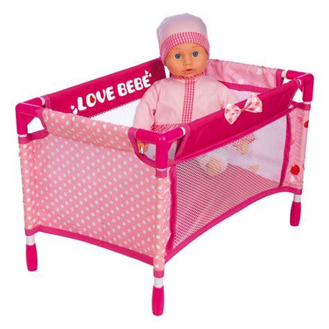 lit de voyage de bebe