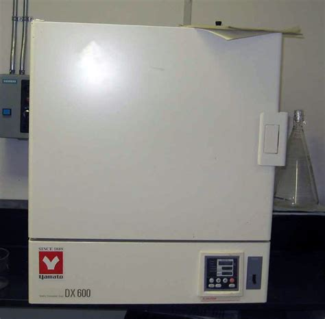 Oven Yamato lab equipment ovens scales benches fume hoods