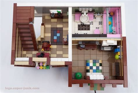 lego furniture for rooms 854 best legos images on lego architecture