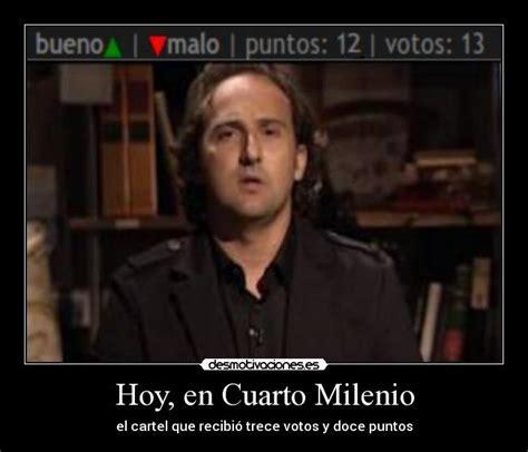 www cuarto milenio im 225 genes y carteles de milenio pag 4 desmotivaciones