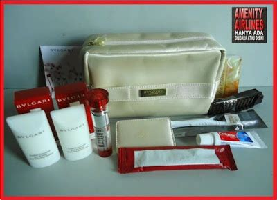 Murah Tas Kosmetik Loccitane Original amenity airlines on line shop amenity kits