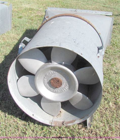12 grain bin fan 2 grain bin fans item d9039 sold october 12 ag