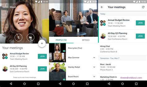 Play Store Hangouts Hangouts Meet Android App Now Available On Play