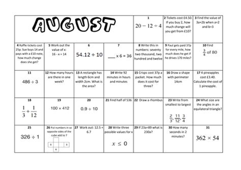 printable calendar ks2 laurajanetutoring s shop teaching resources tes