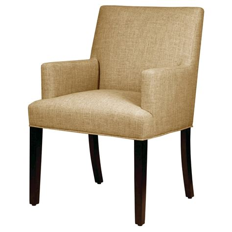 Upholstered Arm Chair by Parsons Upholstered Arm Chair Threshold Ebay