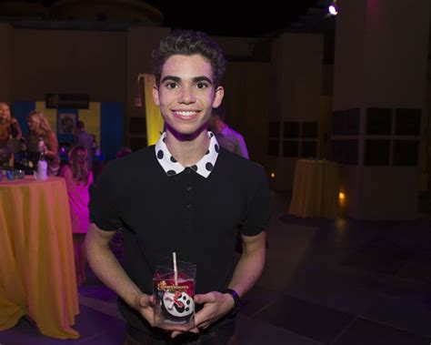 Cameron Steps Out With Magician by Rocky Coast News Cameron Boyce Steps Out For Disney S