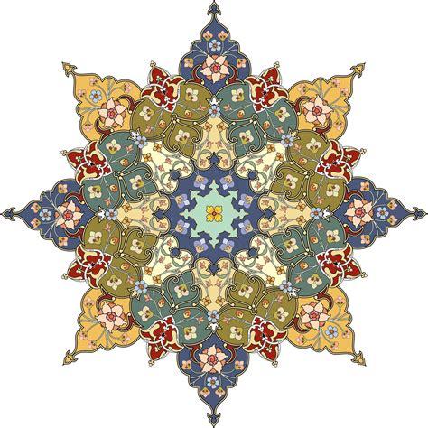 pattern islamic floral 63 floral pattern khatai motif ve desen sanati