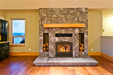 form meets function adding a fireplace to your home