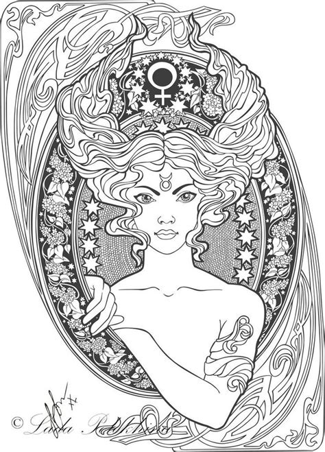 coloring pages zodiac signs 4448 best coloring 7 images on coloring books