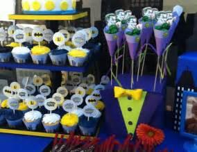Joker Decorations by Batman Joker Birthday Quot Aj S 6th Birthday Quot Catch