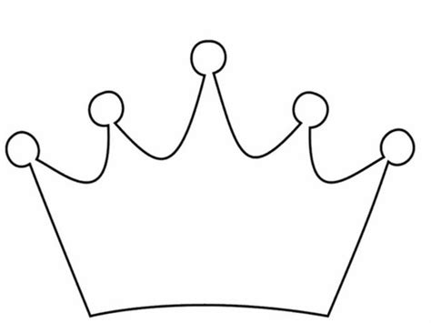 mr printable crown princess crown template item 5 printables pinterest