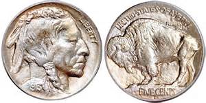 all about buffalo nickels their current value