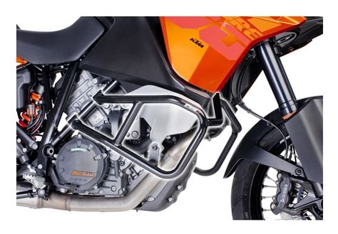 Ktm 1190 Engine Puig Engine Guards Ktm 1190 Adventure 2013 2015 Revzilla