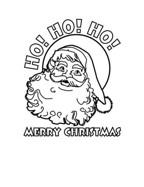 Coloring Pages Free Coloring Pages Of Merry Christmas Merry Coloring Pages For