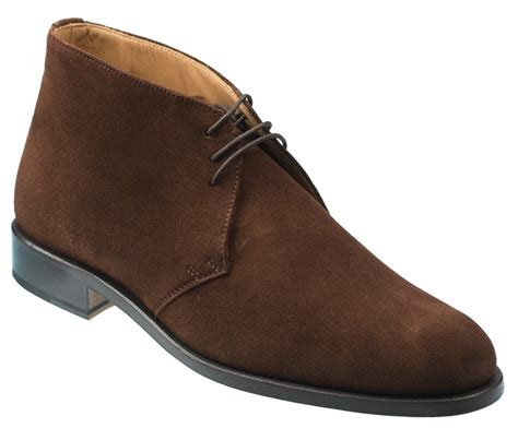 truro2 mens brown suede chukka boot