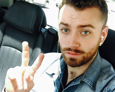 sam smith tattoo sam smith just got four new tattoos sam smith just