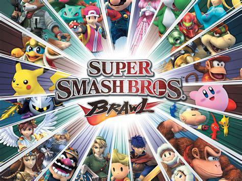 Smash Bros especial semana smash bros an 225 lisis brawl flopgames