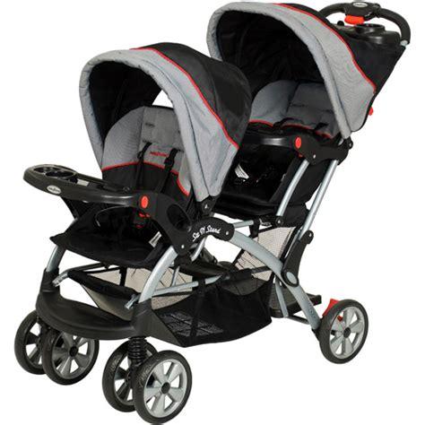 strollers walmart baby trend sit n stand plus stroller millennium walmart
