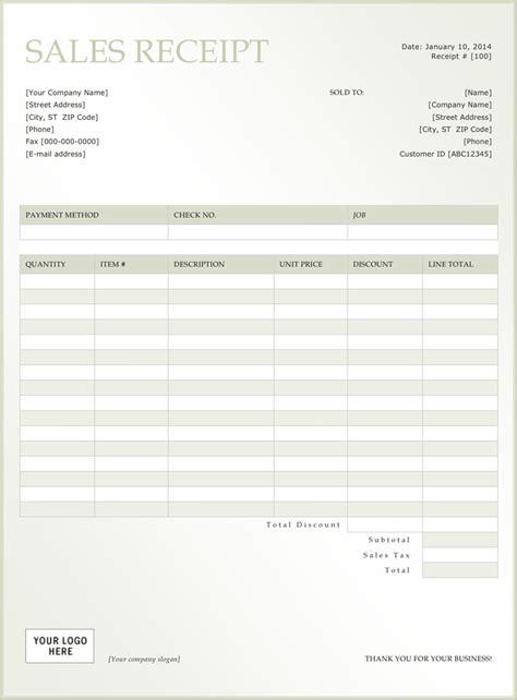 customer receipt template sales receipt template free premium templates