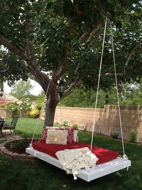 40 outdoor beds for an amazing summer 19 cozy outdoor hanging beds to help you enjoy the summer
