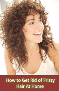 how i get rid of frizzy puffy hair for days helpful frizzy hair how to get rid and how to get on pinterest