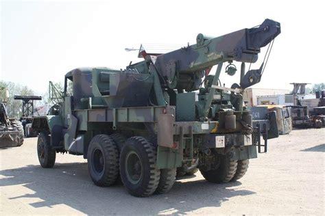 1978 AM General M816 Wrecker Tow Truck For Sale   Jackson, MN   D611   MyLittleSalesman.com