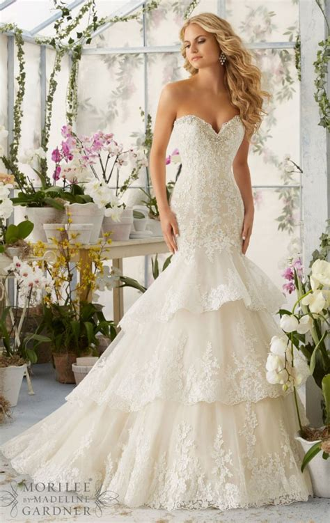 Gorgeous Wedding Dresses by 15 Gorgeous Wedding Dresses For 2016 Style Motivation