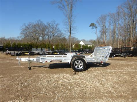 utility trailers new enclosed cargo utility landscape