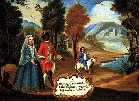 imagenes artisticas novohispanas las castas de la nueva espa 241 a