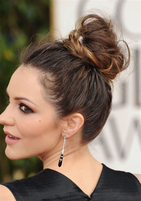 Pretty Bun Hairstyles by Beautiful High Bun Hairstyles To Try Pretty Designs