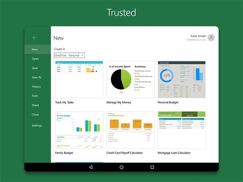 microsoft excel android apps on google play