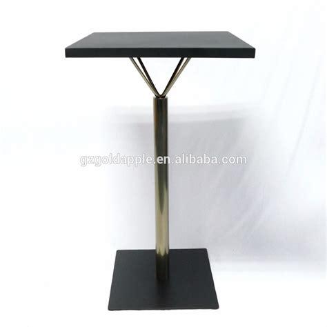 vintage metal high bar table base steel table base buy