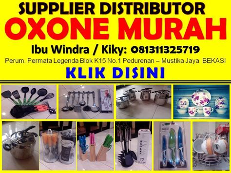 Jual Pisau Oxone Murah Di Jakarta jual oxone murah jakarta baju3500