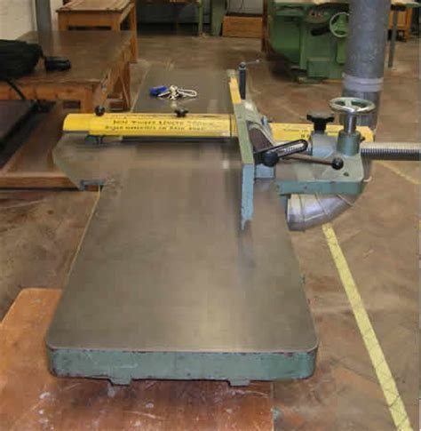 introduction  woodcutting machinery surface planer