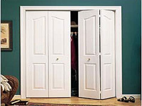 Bifold Door Hardware Double Bifold Closet Doors Folding Closet Doors