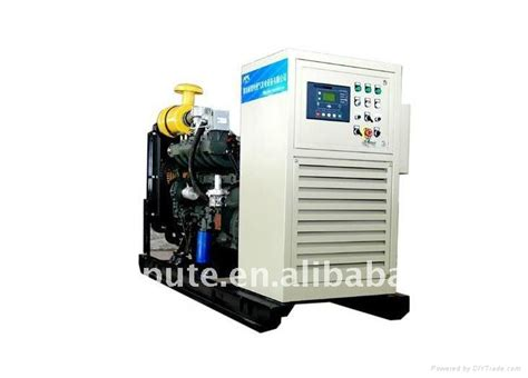 50kw biomass gas generator set 50gft npt china