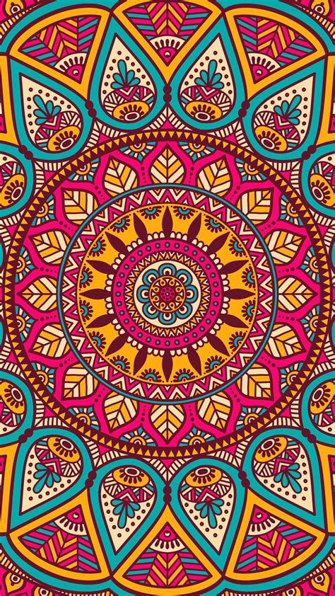 coloring wallpaper mandala wallpaper iphone 67 images