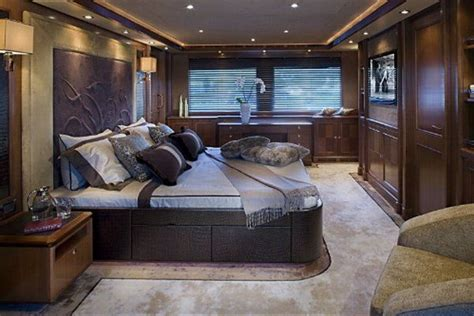 schlafzimmer yacht interior design for yachts and large boats freshome