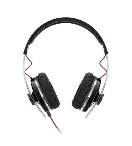 Sennheiser Headphone Momentum On Ear 2g Original Black sennheiser momentum on ear headphone black earbuds shop
