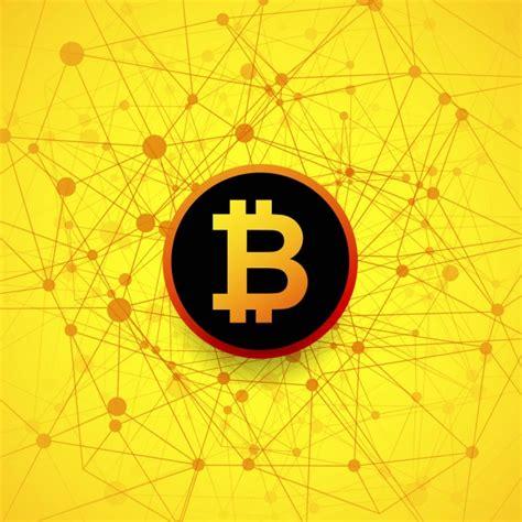 Bitcoin Orange Cyan bitcoins vectors photos and psd files free