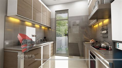 Interior In Kitchen 3d Kitchen Interior In