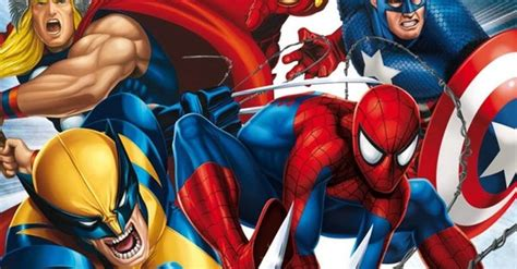 comic best best marvel comics characters of all time